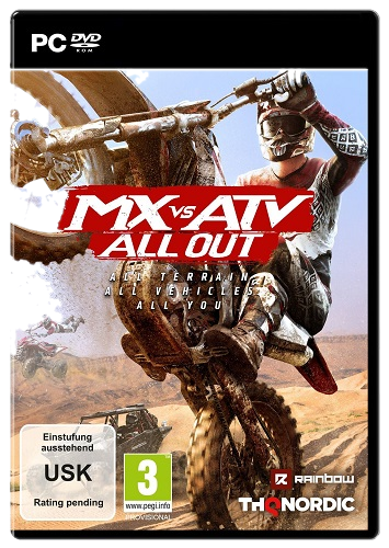 MX vs ATV: All Out [v 2.9.6 Hotfix + DLCs] (2018) скачать торрент RePack