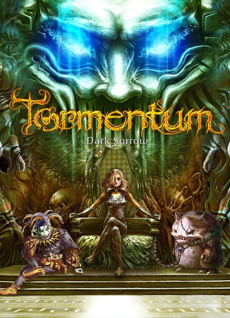 Tormentum: Dark Sorrow v.1.4.1 [GOG] (2015)