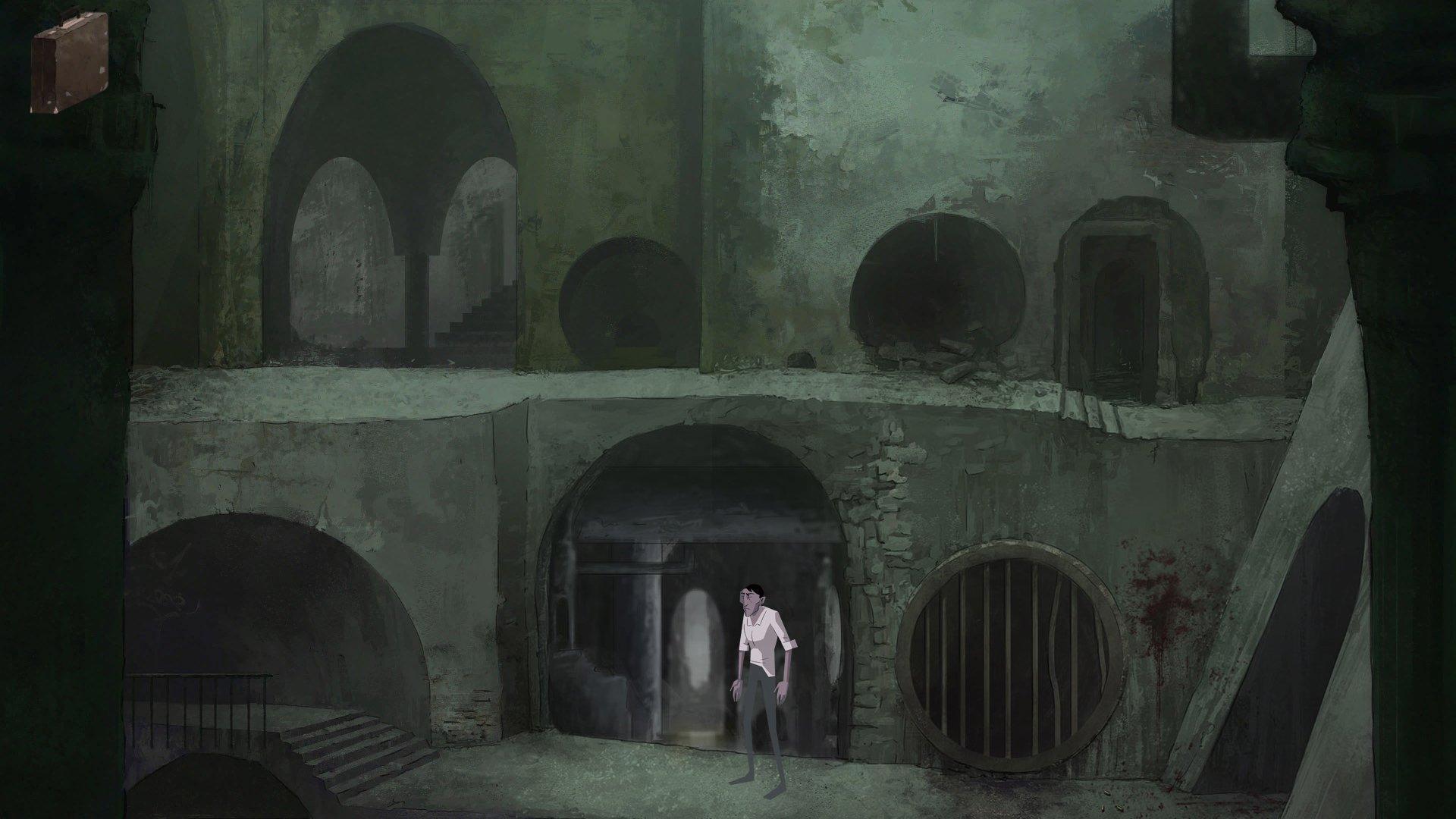 Скриншот к игре Dead Synchronicity: Tomorrow Comes Today v.1.0.10 [GOG] (2015) скачать торрент Лицензия