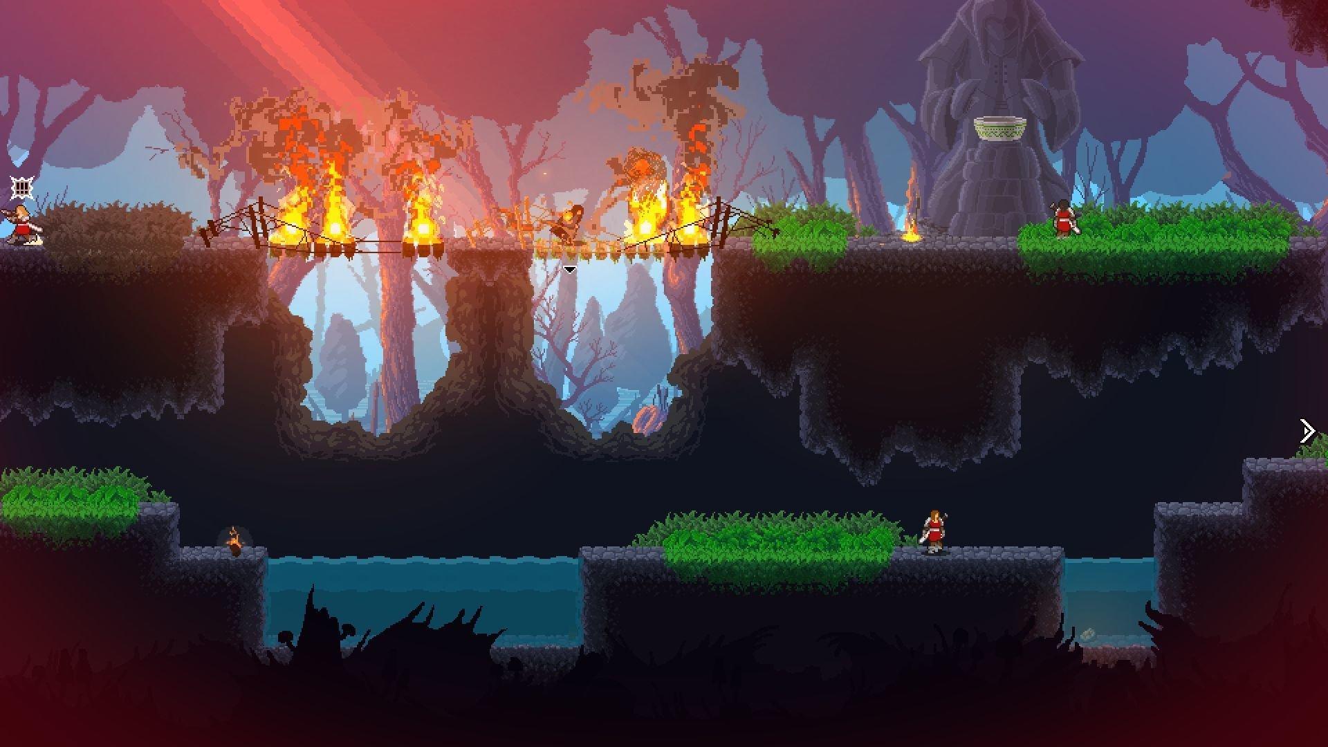 Скриншот к игре Wildfire [GOG] (2020) скачать торрент Лицензия